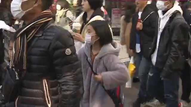 日本公司禁止员工接待顾客时戴口罩