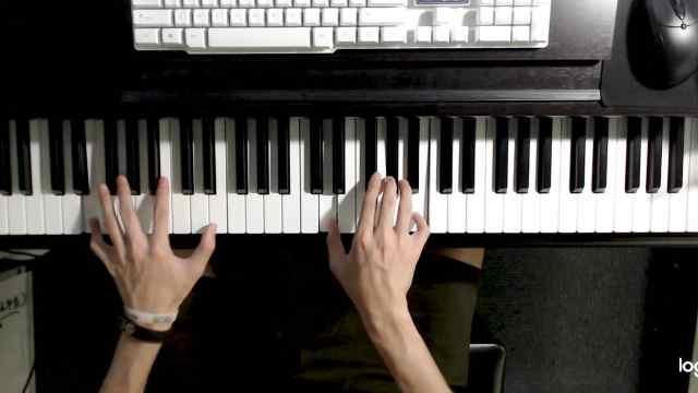 久石让《菊次郎的夏天》,钢琴教学