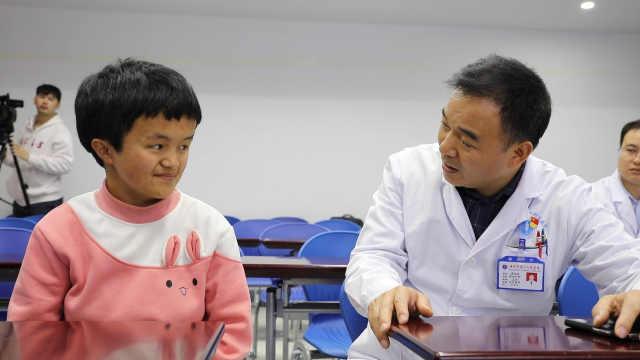 12年医患情!藏族女孩措姆的故事