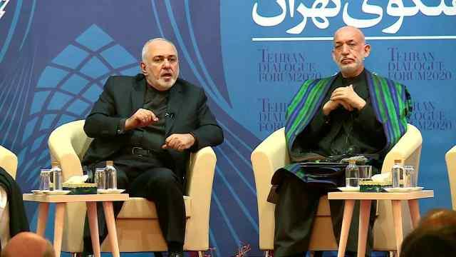 伊朗外交部:中止履行伊核协议可逆