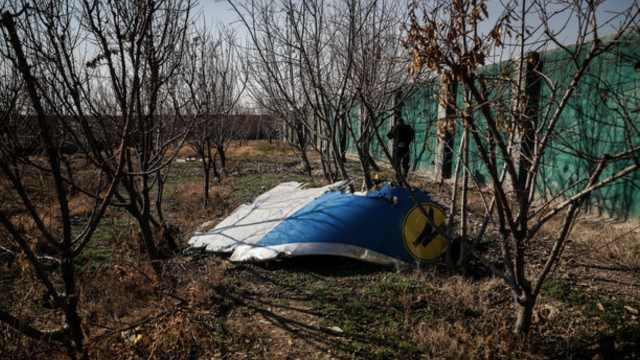 乌克兰坠机责任人将被移交军事法庭