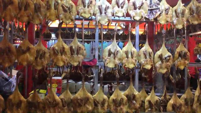 四川彭州九尺板鸭,客人一次买千只