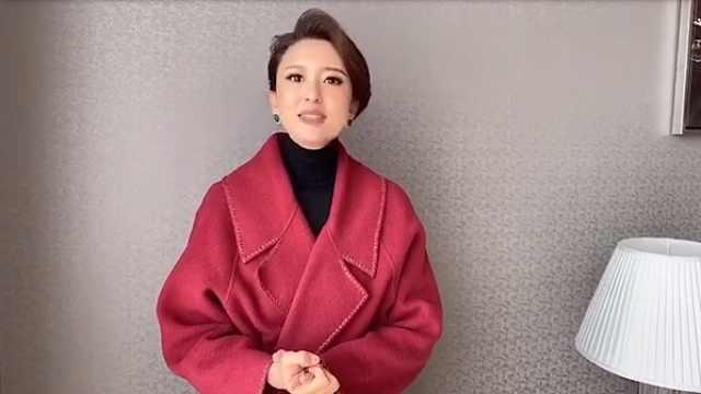 张蕾女士祝福视频