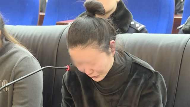 醉驾玛莎拉蒂女司机痛哭:羞愧悔恨