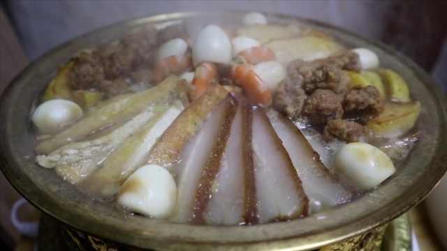 太原人过年吃啥?古老铜火锅:味鲜美