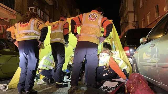 中国留学生在马德里街头被刺身亡