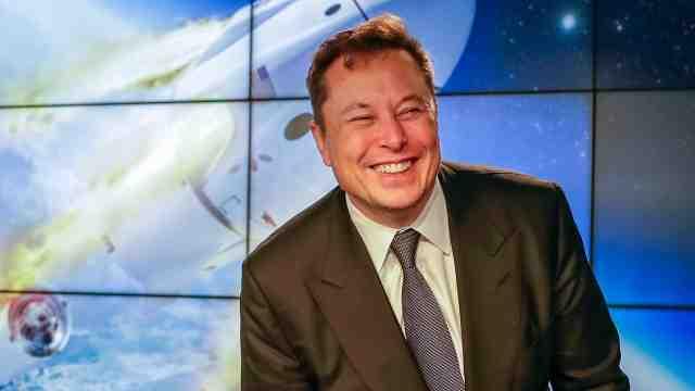 马斯克谈空中炸毁火箭:完美!