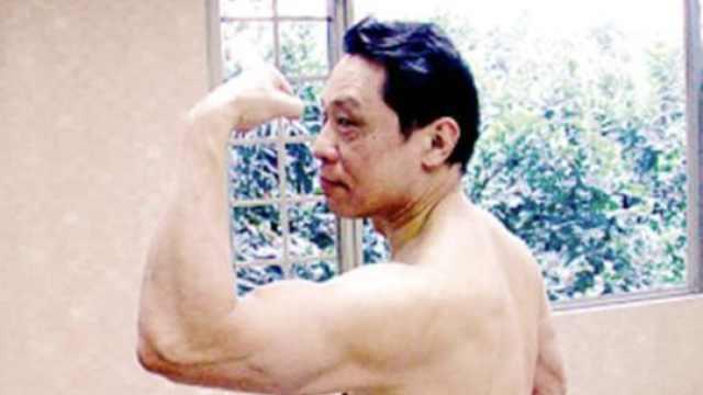 83岁钟南山坚持锻炼,曾夺全运冠军