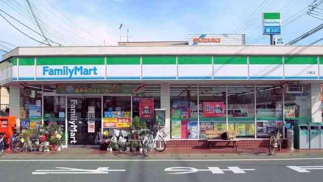 日本便利店首次减少,同行竞争激烈