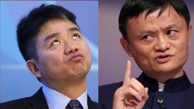 非典时期的马云和刘强东