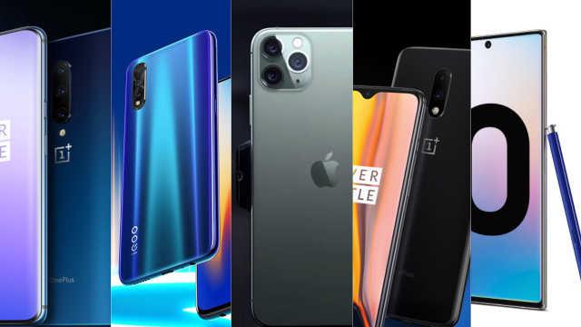2019年,哪些手机值得铭记?
