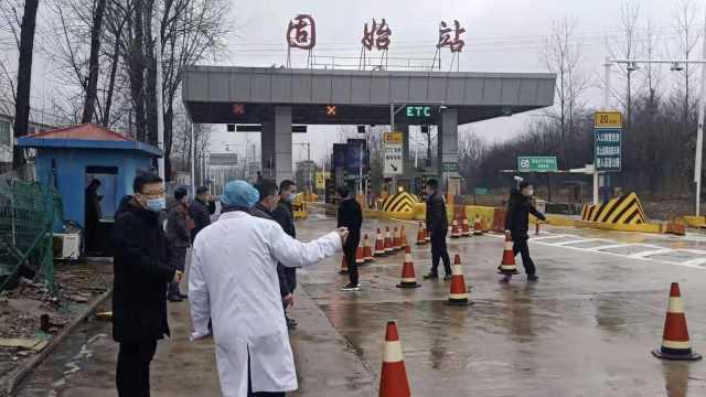 网传河南信阳2点封城,官方:不属实