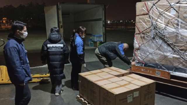 日本民间捐100万只口罩驰援武汉