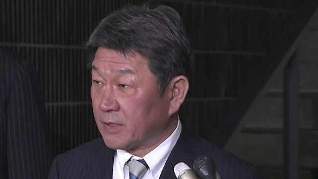 日本:愿全力协助中国对抗肺炎疫情