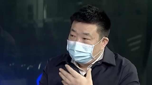 武汉市长:我和书记愿革职以谢天下