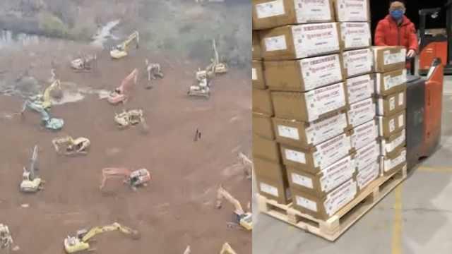 杭州企业捐3千万,助火神山医院速建