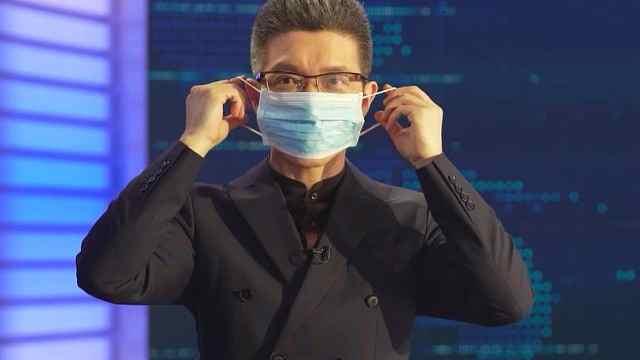 朱广权教你戴口罩和洗手的正确姿势