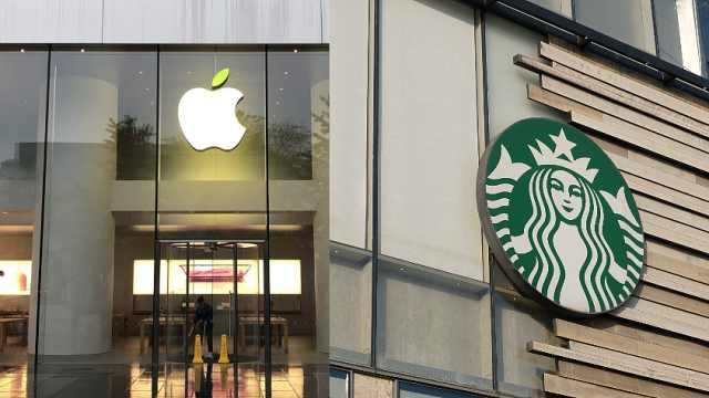 星巴克苹果暂时关闭部分门店