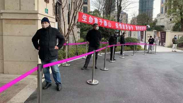 直播:隔2米!上海领口罩芬兰式排队