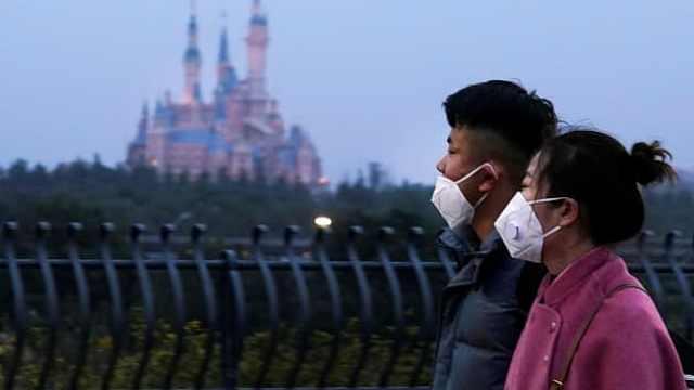 迪士尼预计在华乐园损失1.75亿美元