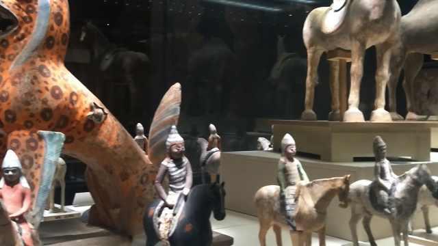 来到新疆博物馆,概览新疆历史文明