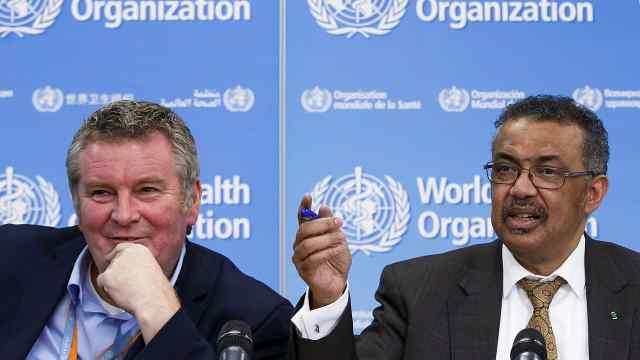 世卫计划募资6.75亿美元应对疫情