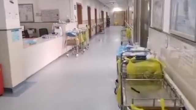 副局长隐瞒行程带病上班,44人隔离