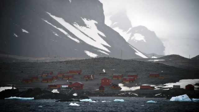 南极大陆气温再创有史以来新高!