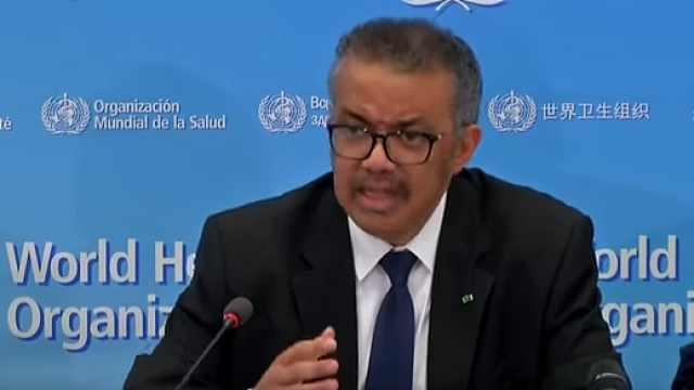 世界卫生组织正式命名新冠病毒