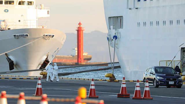 日隔离邮轮老人可下船,英夫妇拒绝