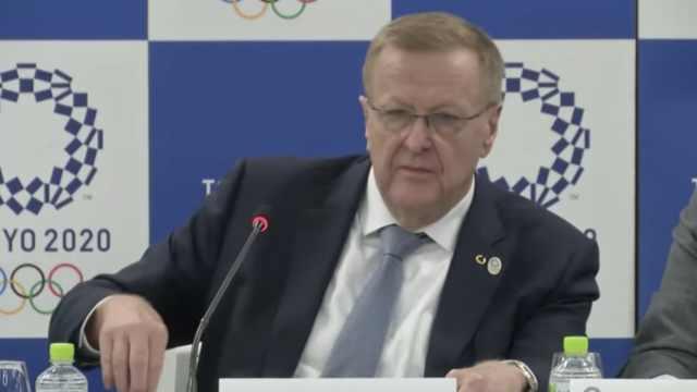 奥委会:东京奥运会百分百如期举行