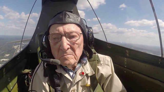 最后的飞虎队成员去世,96岁还在飞
