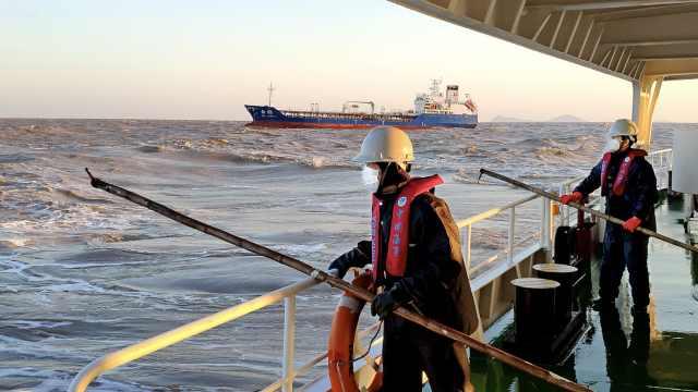 一货船经浙江沉没,3人遇难3人失联
