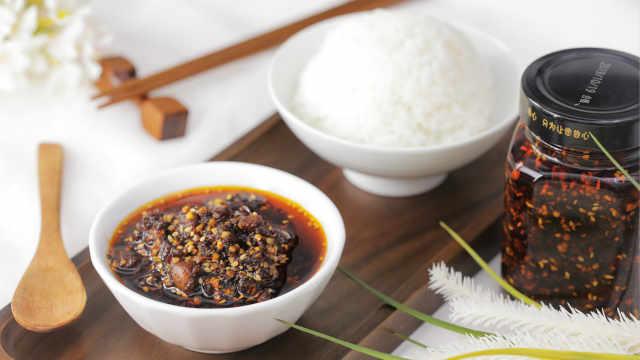自制香辣菌菇鸡肉万能酱,鲜香爽辣