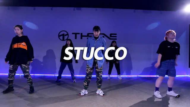 Abby编舞《Stucco》,帅气炫酷