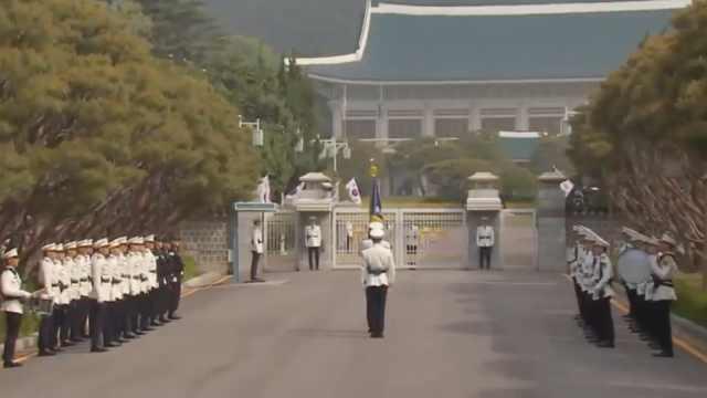 青瓦台警卫被隔离,韩教会98人确诊