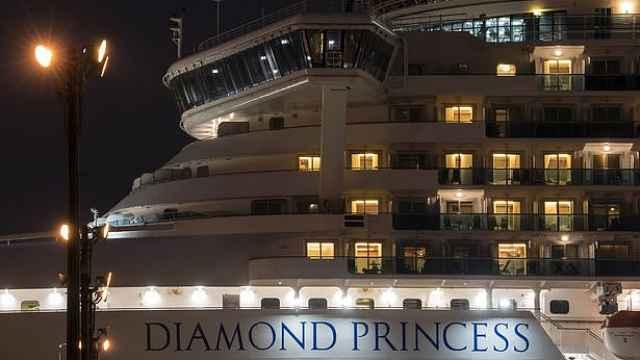 钻石公主号4名英国乘客回国后确诊