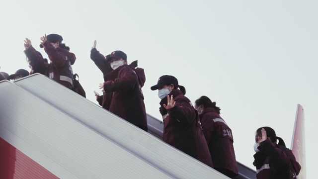 7分钟记录陕西援鄂医护人员的29天