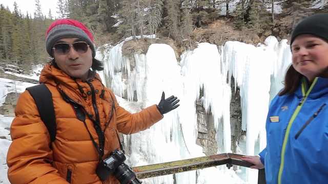 铁叔带你游走加拿大强斯顿峡谷