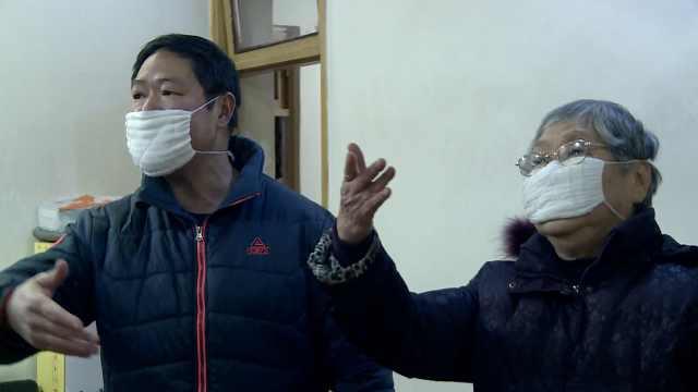 88岁老太携61岁儿,创作抗疫京剧