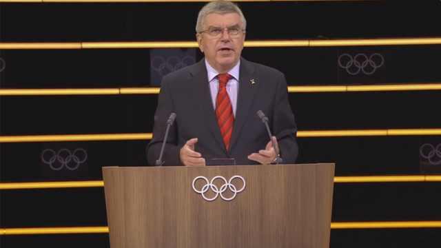 奥委会主席:正全力准备奥运会
