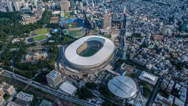 东京奥运会已耗资250亿美元