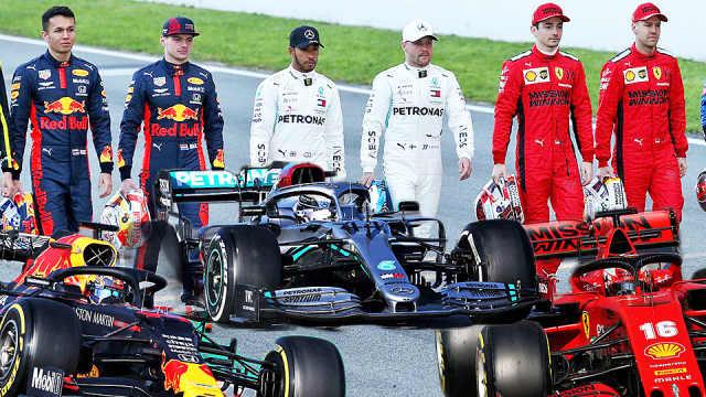 2020赛季 F1三大车队新车测试解析
