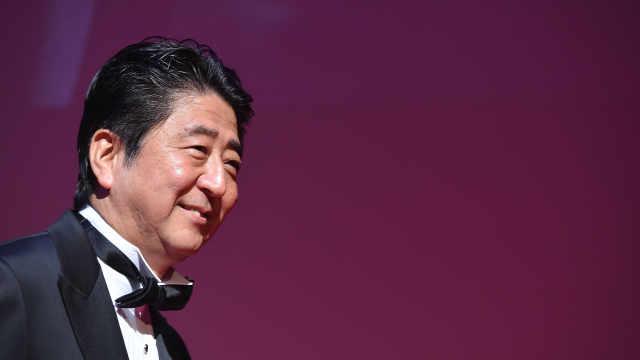 安倍:正为如期举办东京奥运做准备
