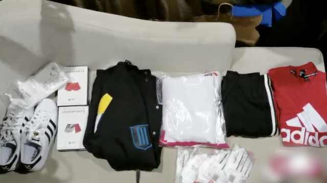 申军良抵达广州:给儿子备口罩衣服