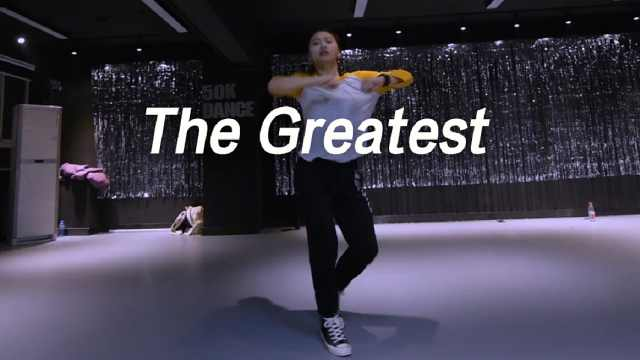 音音翻跳《THE GREATEST》