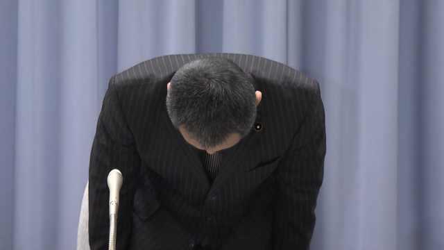 日本议员网上拍卖口罩赚钱公开谢罪