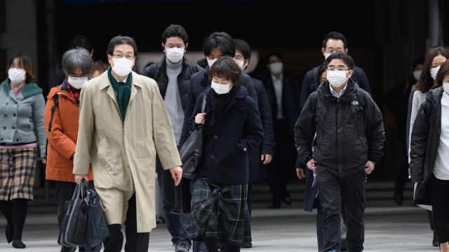 日本决定3月15日起禁止倒卖口罩