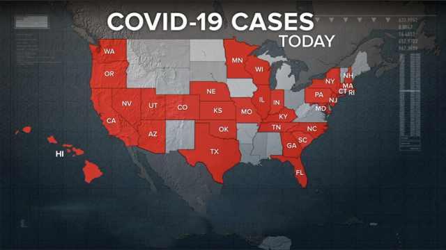 美国国会医师:近一半美国人会感染