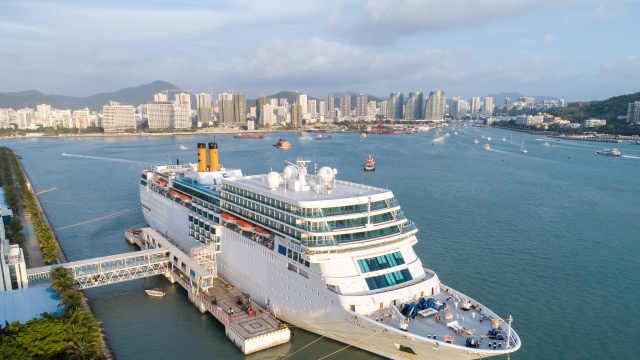 欧洲最大邮轮公司歌诗达暂停所有航线,70年来第一次